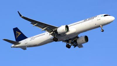 P4-KGD - Airbus A321-271NX - Air Astana