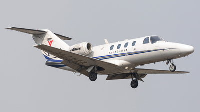 B-3648 - Cessna 525 Citationjet CJ1 - Civil Aviation Flight University of China