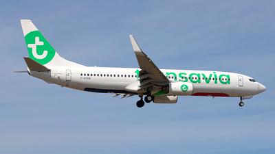 F-HTVN - Boeing 737-8GJ - Transavia France