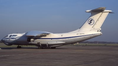 UR-78774 - Ilyushin IL-76MD - Air Service Ukraine