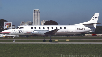 N385PH - Swearingen SA227-AC Metro III - LAWSA-Lineas Aereas Williams