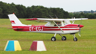OY-EGJ - Reims-Cessna F150G - Private