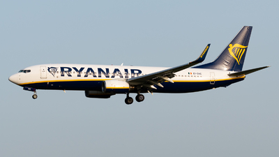 A picture of EIDHC - Boeing 7378AS - Ryanair - © Aaron Vancoillie