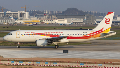 B-6381 - Airbus A320-214 - Longjiang Airlines