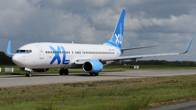 F-HAXL - Boeing 737-8Q8 - XL Airways France