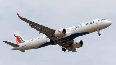 4R-ANC - Airbus A321-251N - SriLankan Airlines