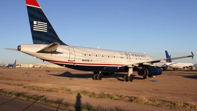 N640AW - Airbus A320-232 - US Airways