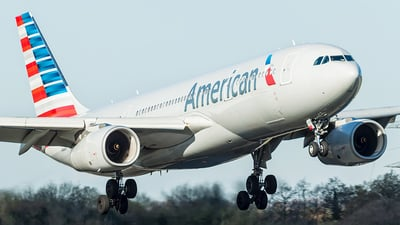 N292AY - Airbus A330-243 - American Airlines