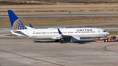 N26232 - Boeing 737-824 - United Airlines