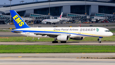 B-2825 - Boeing 757-21B - China Postal Airlines