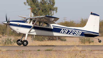 A picture of N9729B - Cessna 180A - [50027] - © AviaStar Photography