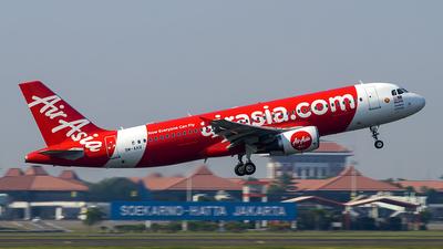 9M-AHV - Airbus A320-216 - AirAsia