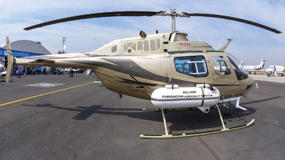 XB-PLT - Bell 206A JetRanger - Private