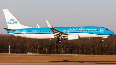 PH-BXE - Boeing 737-8K2 - KLM Royal Dutch Airlines