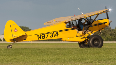 N87314 - Piper PA-18A-150 Super Cub - Private