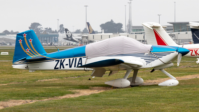 ZK-VIA - Vans RV-6A - Private