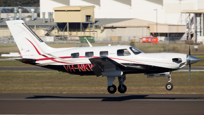VH-NKW - Piper PA-46-500TP Malibu Meridian - Private