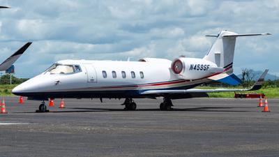N459SF - Bombardier Learjet 60 - Private