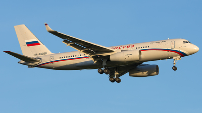 RA-64058 - Tupolev Tu-204-300 - Rossiya Airlines