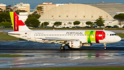 CS-TNG - Airbus A320-214 - TAP Air Portugal