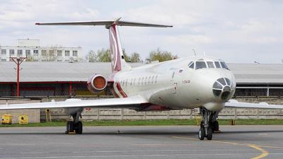 65724 - Tupolev Tu-134A-3M - SibNIA Airlines