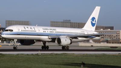 B-2828 - Boeing 757-25C - Xiamen Airlines