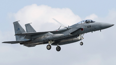 12-8928 - McDonnell Douglas F-15J Eagle - Japan - Air Self Defence Force (JASDF)