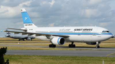 A picture of 9KAME - Airbus A300B4605R - [721] - © Tek