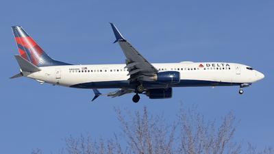 N805DN - Boeing 737-932ER - Delta Air Lines