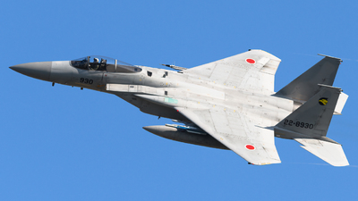 22-8930 - McDonnell Douglas F-15J Eagle - Japan - Air Self Defence Force (JASDF)