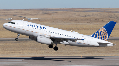 A picture of N897UA - Airbus A319132 - United Airlines - © Yixin Chen