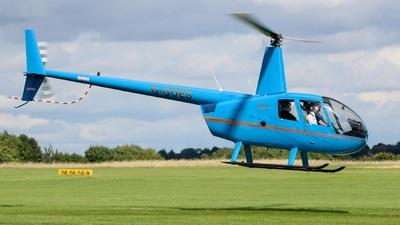 G-GOES - Robinson R44 Raven II - Helicenter