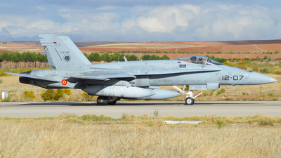 C.15-49 - McDonnell Douglas EF-18A+ Hornet - Spain - Air Force