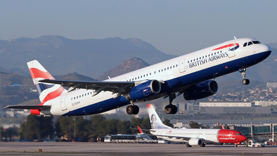A picture of GEUXH - Airbus A321231 - British Airways - © Peter Kesternich