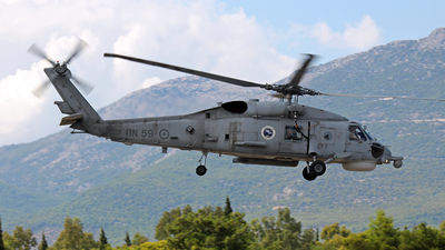 PN59 - Sikorsky S-70B Aegean Hawk - Greece - Navy