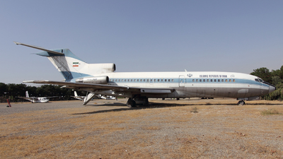 EP-GDS - Boeing 727-81 - Iran - Government