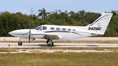 N421WC - Cessna 421C Golden Eagle - Private