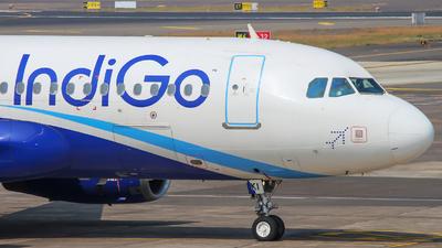 VT-IKI - Airbus A320-214 - IndiGo Airlines