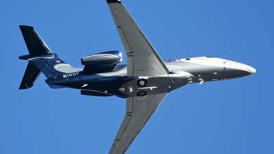 N16DF - Embraer 505 Phenom 300 - Private