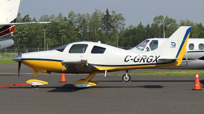 C-GRGX - Cessna LC41-550FG - Private