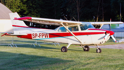 SP-FPW - Cessna 172N Skyhawk II - Private