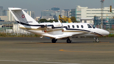 JA525A - Cessna 525 CitationJet 1 - Private