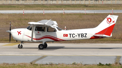 TC-YBZ - Cessna 172S Skyhawk SP - Davut Flight School