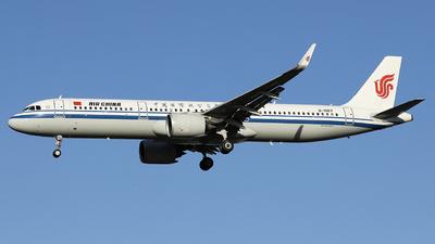 B-1067 - Airbus A321-271N - Air China