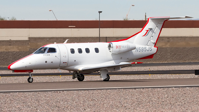 N585JS - Embraer 500 Phenom 100 - JetSuite Air