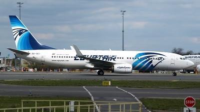 SU-GEJ - Boeing 737-866 - EgyptAir
