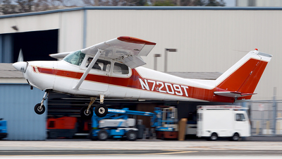 N7209T - Cessna 172A Skyhawk - Private