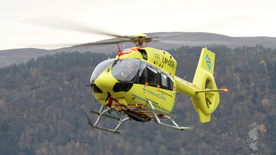 LN-OOB - Airbus Helicopters H145 - Norsk Luftambulanse