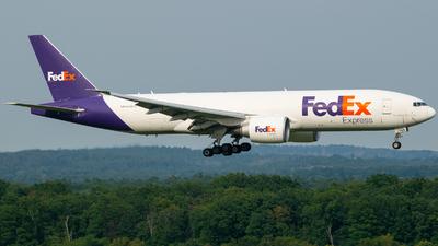N886FD - Boeing 777-FS2 - FedEx