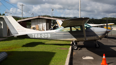 T8A-209 - Cessna 182N Skylane - Smile Air